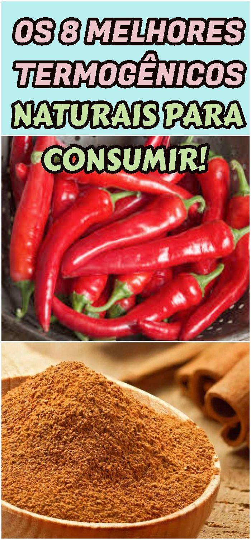 Os 8 Alimentos Termogenicos Que Te Ajudam A Emagrecer Receitas