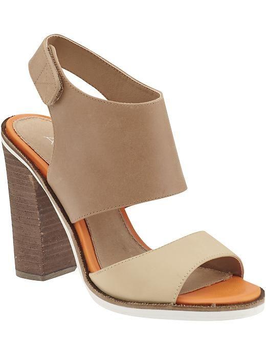 stacked Aldo heels * Kentucky Derby Essentials * Kentucky Derby