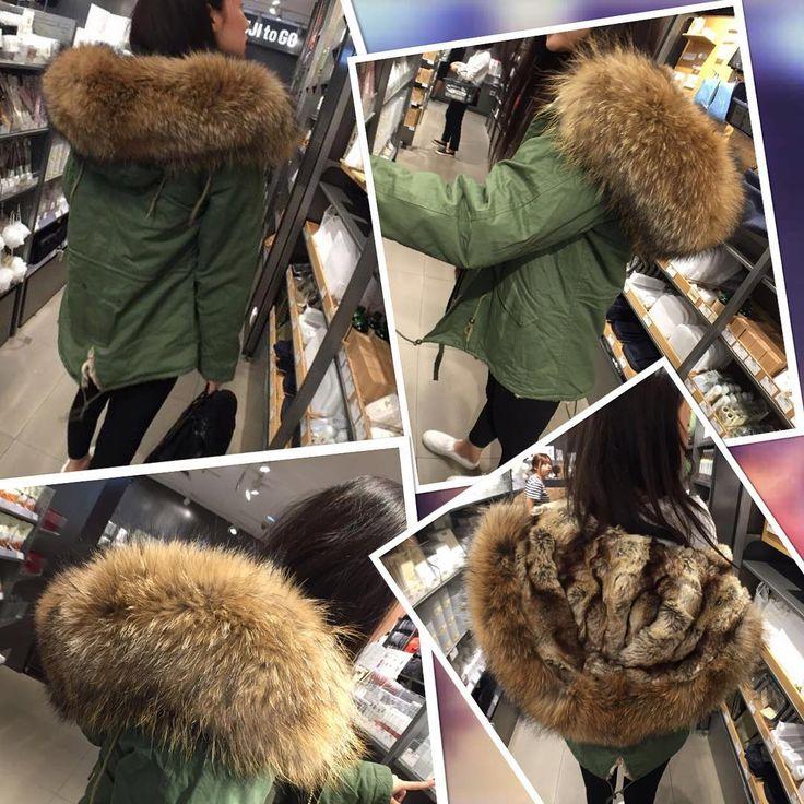 toasty fur lined hood
