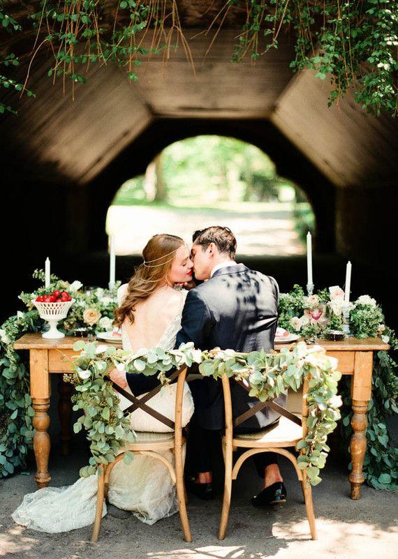 Summer Central Park Wedding Ideas
