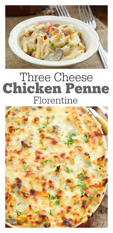 100+ Chicken Penne Recipes on Pinterest | Penne Recipes ...