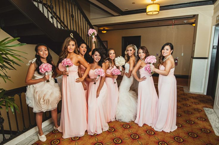 {Real Wedding} Lisa and Tuan: East and West