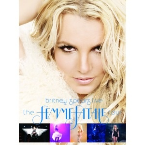 "Britney Spears ""Femme Fatale Tour"""