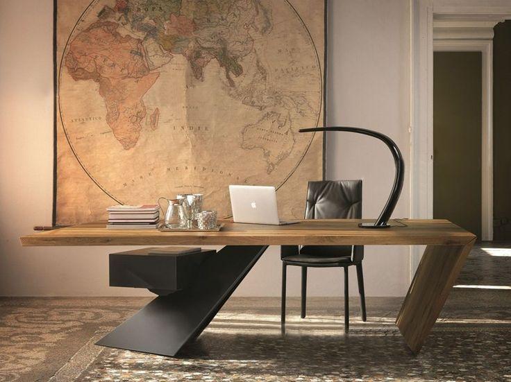美式餐桌实木复古写字台电脑桌办公桌会议桌咖啡桌工作台北欧书桌-淘宝网