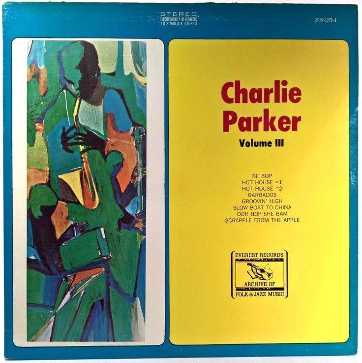 Charlie Parker - Charlie Parker Volume III