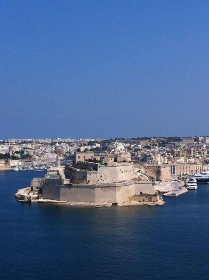 Valletta w Valletta