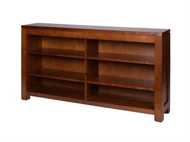 Show details for Dalani Bookcase 900 x 1480 - Beech