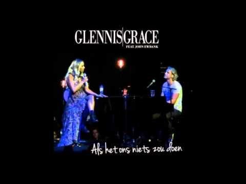 Glennis Grace & John Ewbank - Als Het Ons Niets Zou Doen (Met Songtekst) http://songteksten.net/lyric/3881/96562/glennis-grace/als-het-ons-niets-zou-doen.html ____________  Glennis Grace - Als Het Ons Niets Zou Doen Als het ons niets zou doen  Zoals je naar me kijkt Hoe je hier voor me staat Ineens ben je zo dichtbij  Nu jij in mijn leven bent En het me bracht tot hier Moet ik je laten gaan