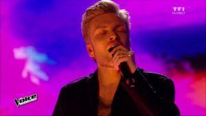 Guilhem Valayé chante en direct « Clocks » (Coldplay)