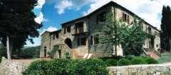 Ferienwohnung Greve in Chianti: Weingut SAN LEONARDO mit Ferienwohnungen und B