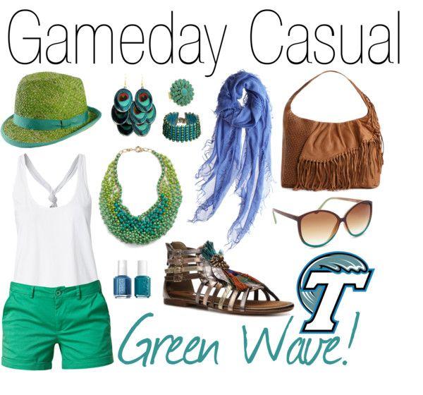 Gameday Casual Tulane