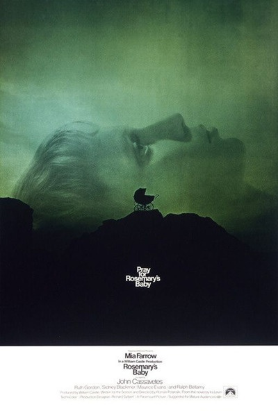 Rosemary's Baby ,loved ruth gordon in it