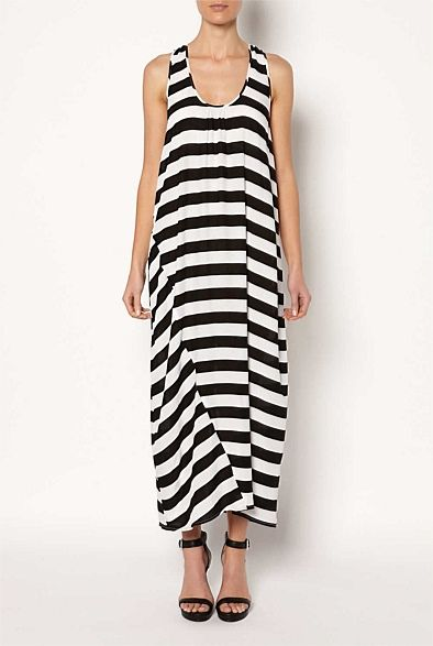 Latest Women's Fashion for Spring & Summer 2013 | Witchery Online - Cross Back Beach Dress  #witcherywishlist