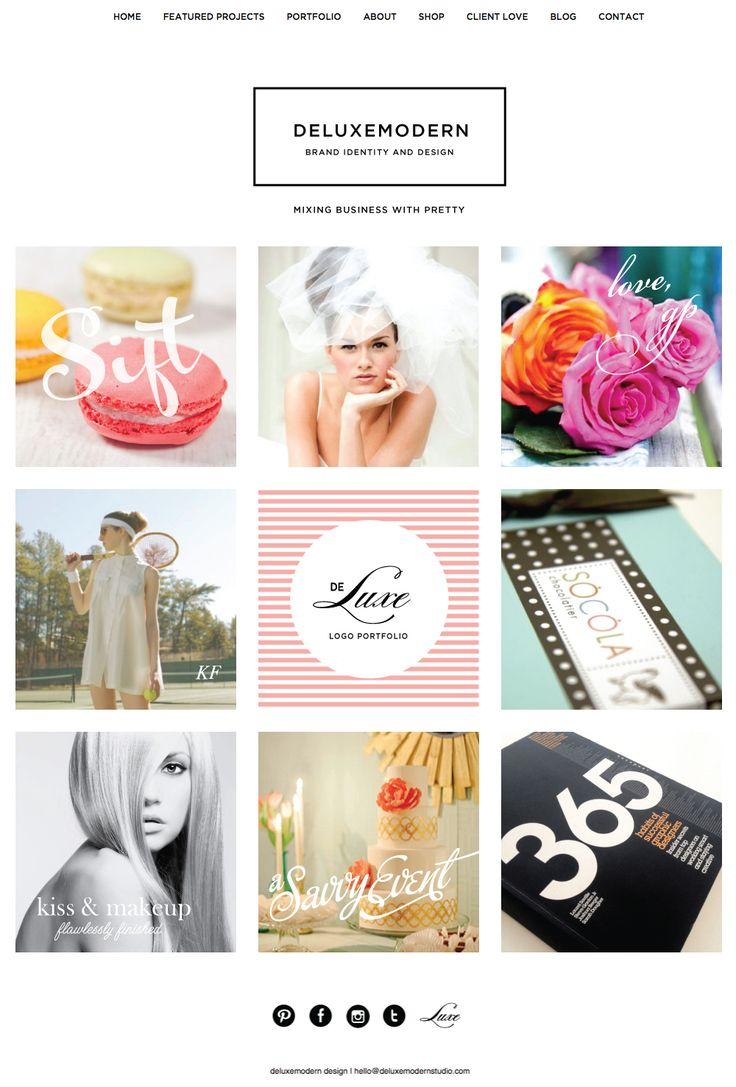 Deluxemodern Design | New Website