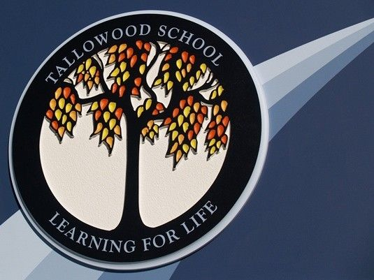 Tallowood School Crest / Danthonia Designs