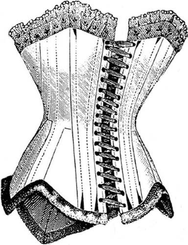 1115 best Corsets, Crinolines, Farthingales, and Various