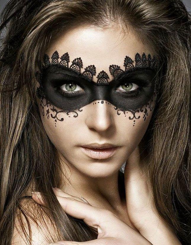 113 best Halloween Makeup Ideas images on Pinterest | Halloween ...