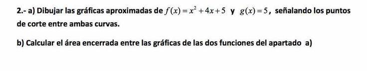 Ejercicio 2B 2015-2016 Junio. Matemática, pau de Canarias, matemática 2, integrales