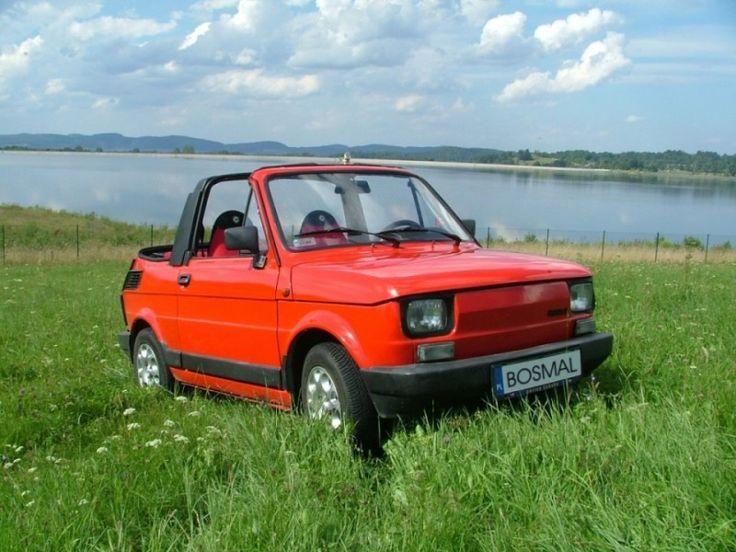 Fiat 126 Bosmal Cabrio