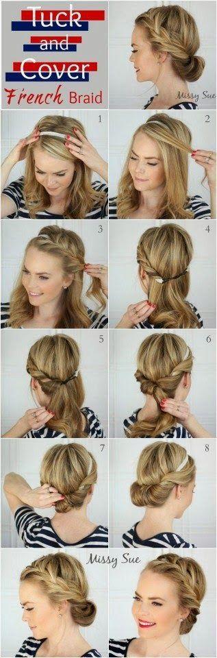Neem een kijkje op de beste halflange kapsels in de foto's hieronder en krijg ideeën voor uw fotografie!!! 5 Gorgeous Middle Length Hairstyles Image source