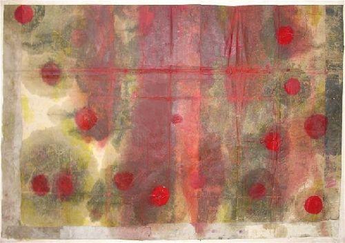 Luca Caccioni - Rito Rosso | Artribune