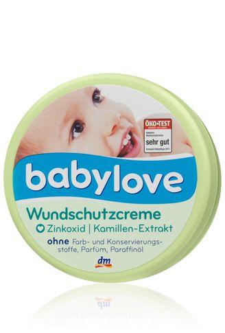 babylove Wundschutzcreme