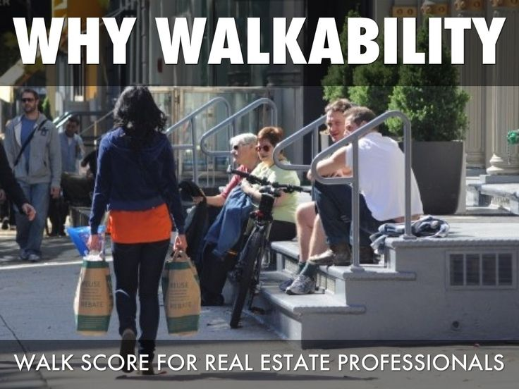 Josh Herst, CEO of Walk Score created this Haiku Deck to explain to real estate professions what Walk Score is, and how it could be beneficial to them.