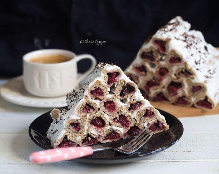 Диетический торт монастырская изба   Рецепты правильного питания - Эстер Слезингер