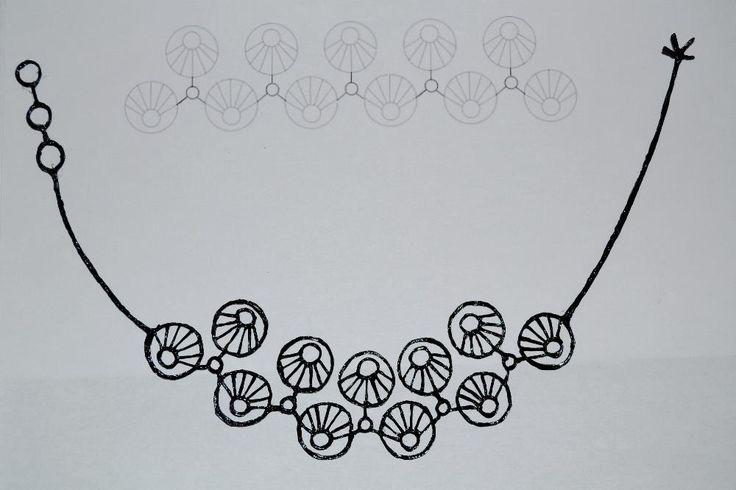 Fabriquer un collier élégant au stylo 3D par Maypop Studio http://maypopstudio.com/fr/fabriquer-un-collier-elegant-au-stylo-3d/