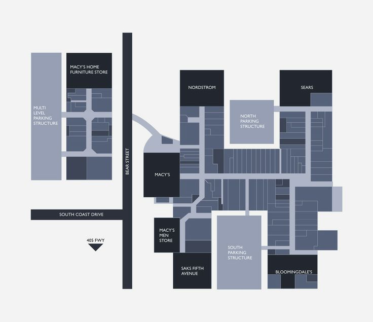 Gucci - STORE DIRECTORY - South Coast Plaza