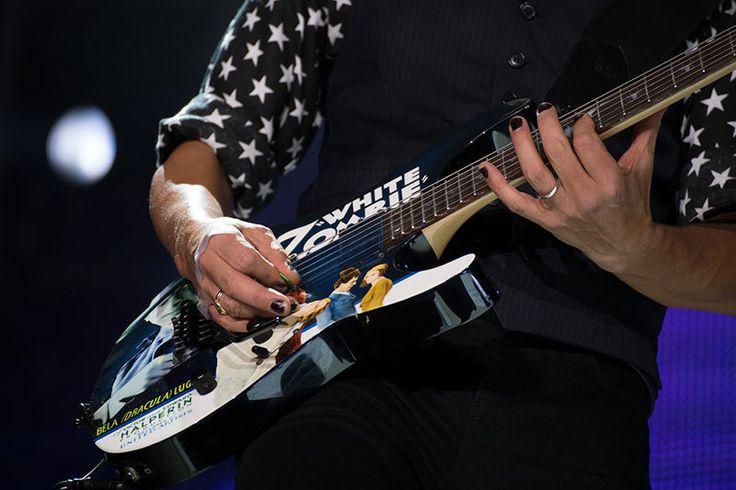 Foxborough, MA - May 19, 2017 - Metallica