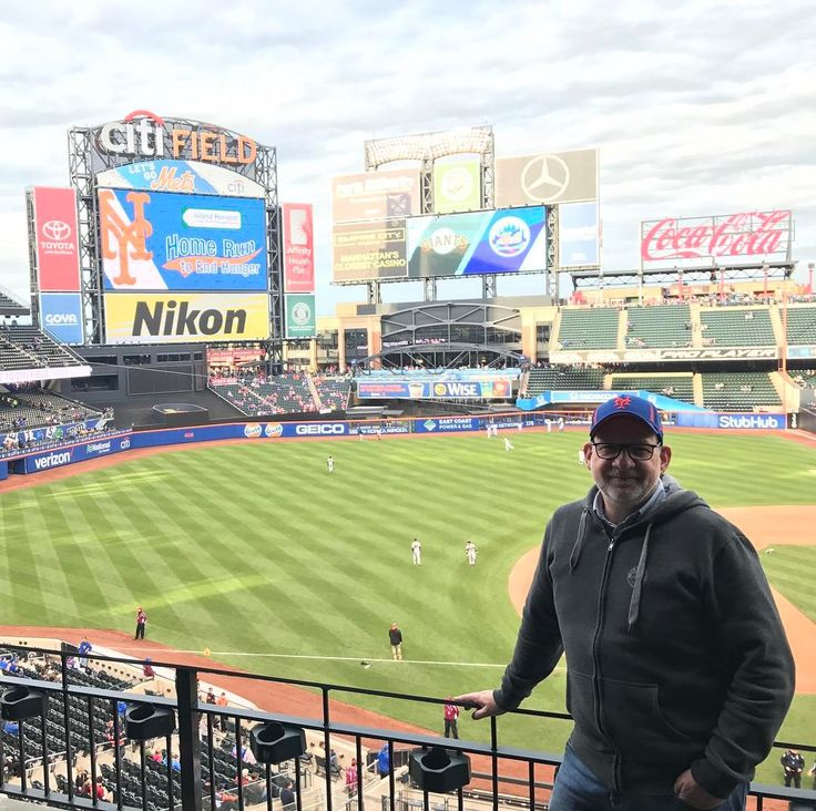 Today my first Baseball  Game ith @annika_schroeder and @maximilian0511 Come On @newyork____mets w#newyorkmets