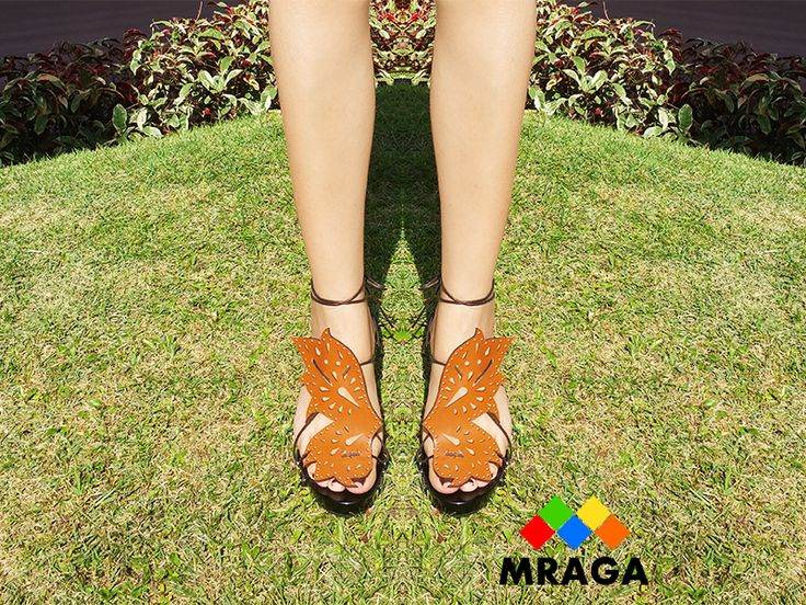 Giveaway! Find out how to get these amazing butterfly design high heels for free at mraga.com.