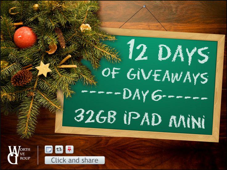 Ipad giveaway!!