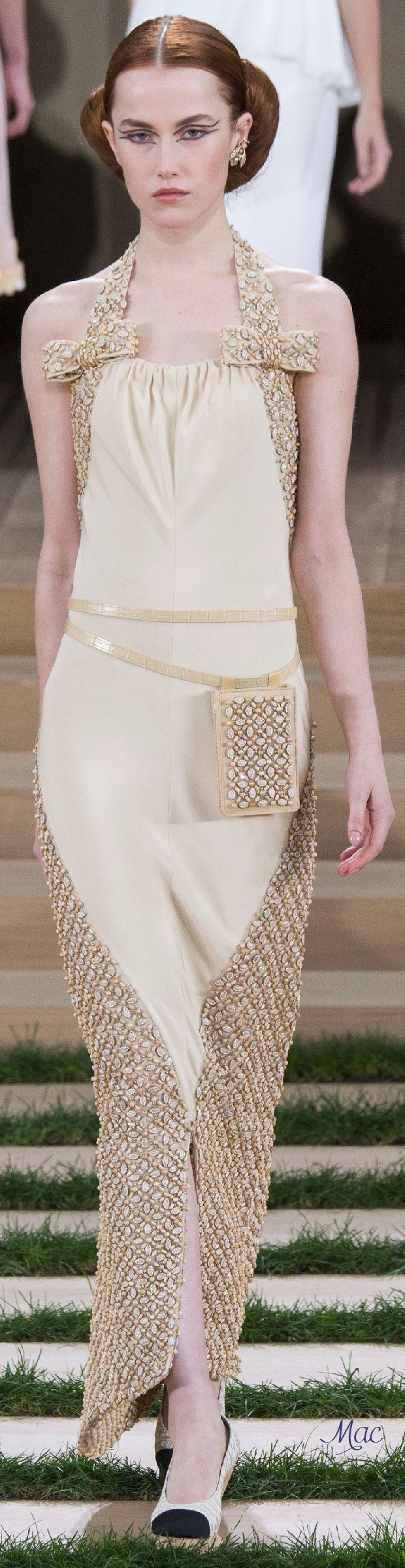 Primavera 2016 Alta Costura Chanel -  /  Spring 2016 Haute Couture Chanel -