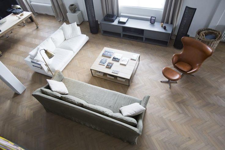 BINNENKIJKEN. Antwerps pakhuis in New York-stijl - De Standaard…