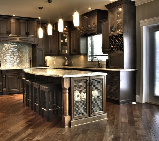 Countertop Ice Maker Edmonton : ... kitchens on Pinterest Dream kitchens, Countertops and Refrigerators