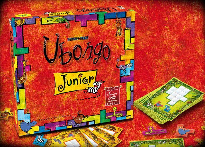 Dvě varianty hry - lehčí a těžší, a k tomu možnost kombinovat tuto hru se základní hrou Ubongo