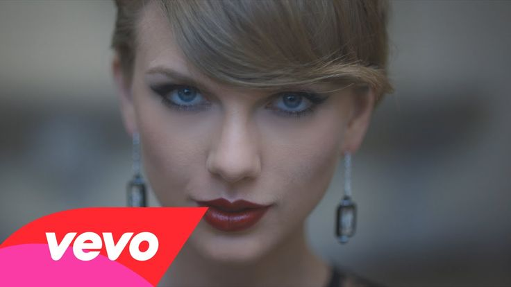 "Taylor Swift - Blank Space ""Because darling, I'm a nightmare dressed as a daydream"""