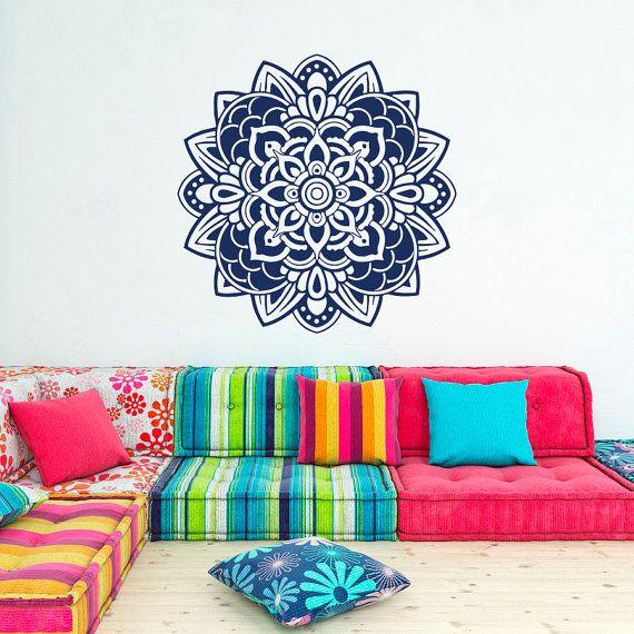 M s de 25 ideas incre bles sobre dormitorio indio en for Calcomanias para dormitorios