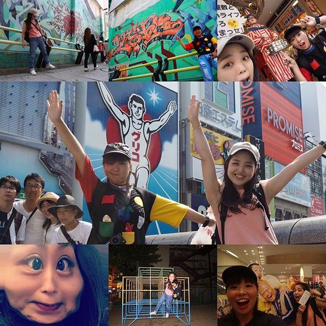 【akochaso】さんのInstagramをピンしています。 《D-1 大阪くいだおれ 初めてアメ村行ったけど可愛すぎた。 タイプの物ばかりで何時間でも 見ていられる所💓  #森晴香#森#ぴーはる#ぴー #道頓堀 #アメ村 #新世界 #俺、17なんで👍🏻 #だからなにww #面白かった17歳 #なかじいのお店 #大阪の夜の公園で空中逆上がり #大阪の夜の公園で大車輪 #酔っ払い万歳🙌🏻 #morinpas #akon #snow》