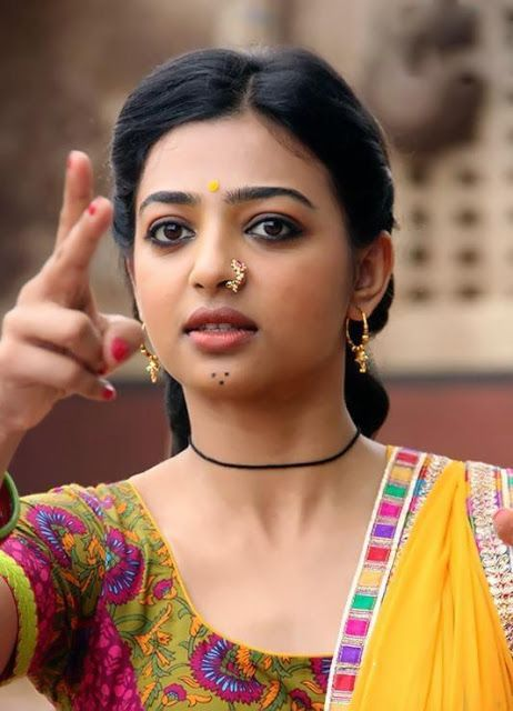 Cute Images of Kabaali Actress Radhika Apte | Cine World