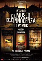 Locandina Istanbul e il Museo dell'innocenza di Pamuk