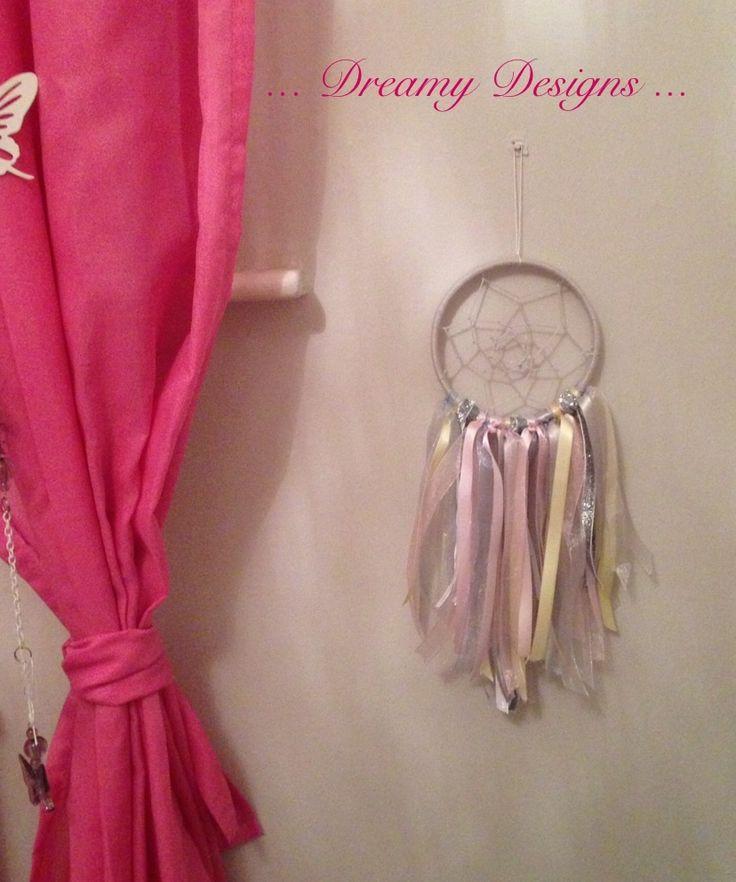 Beautiful pastel dreamcatcher! https://www.etsy.com/uk/listing/218352482/pastel-ribbon-dream-catcher?ref=shop_home_active_2