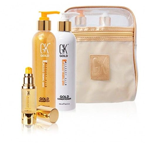 gk hair serum how to use