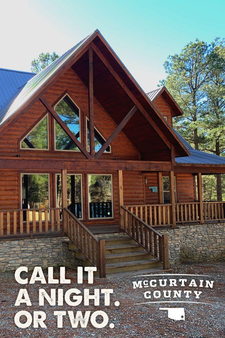 Beavers Bend Cabins In 2020 Cabin Lake Cabins Cabin Rentals