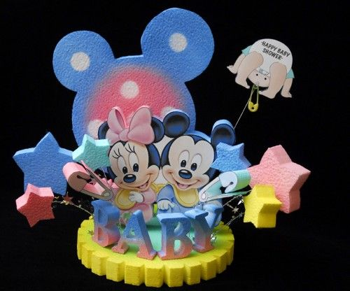 13 best Mickey Mouse Birthday Cake Toppers Party Ideas images on