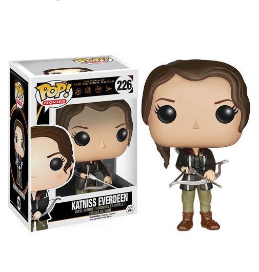 Funko Pop! Movies The Hunger Games Katniss Everdeen Vinyl Figure