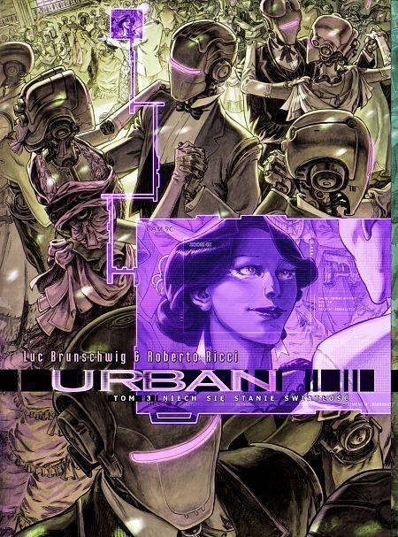 Urban #3 : Niech się stanie światłość Komikslandia.pl