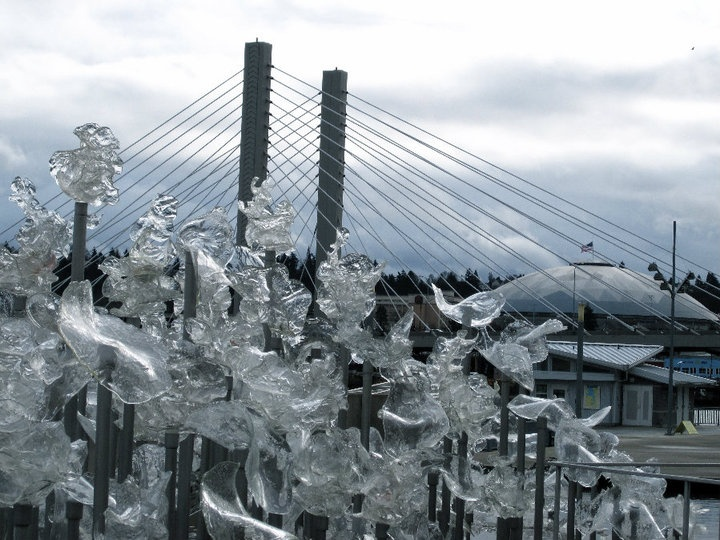 Downtown  Tacoma, WA